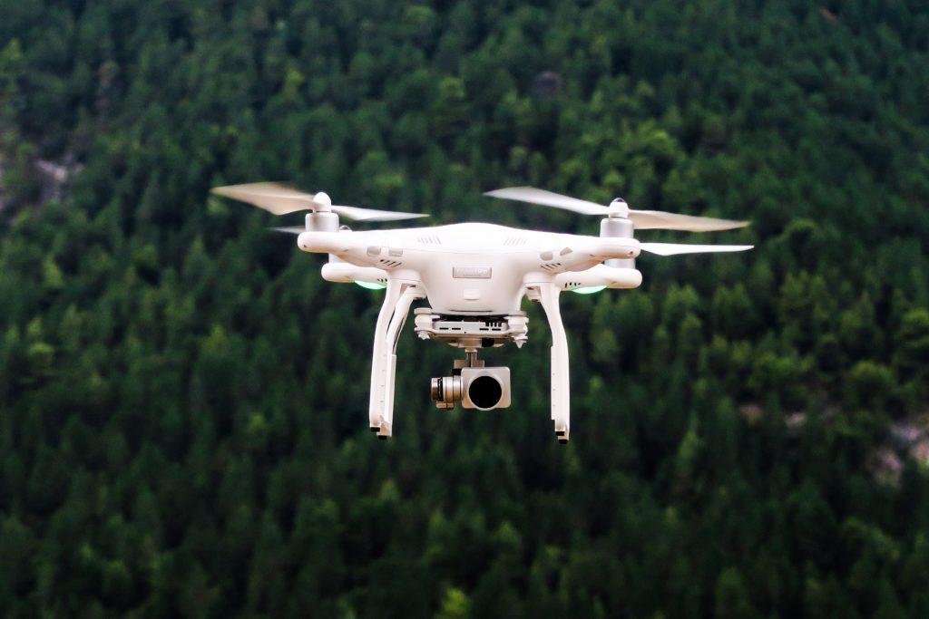 drones production film cameraoperator
